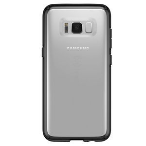 Speck GemShell Case Samsung Galaxy S8+ BLACK/CLEAR
